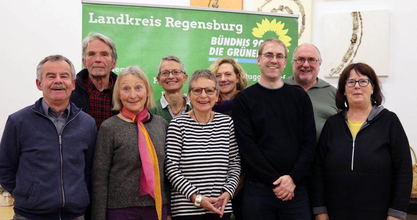 Grüne Bernhardswald